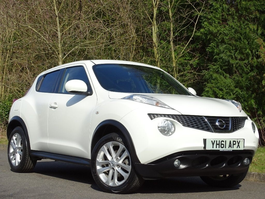 used Nissan Juke dCi Tekna 5dr in in-hampshire