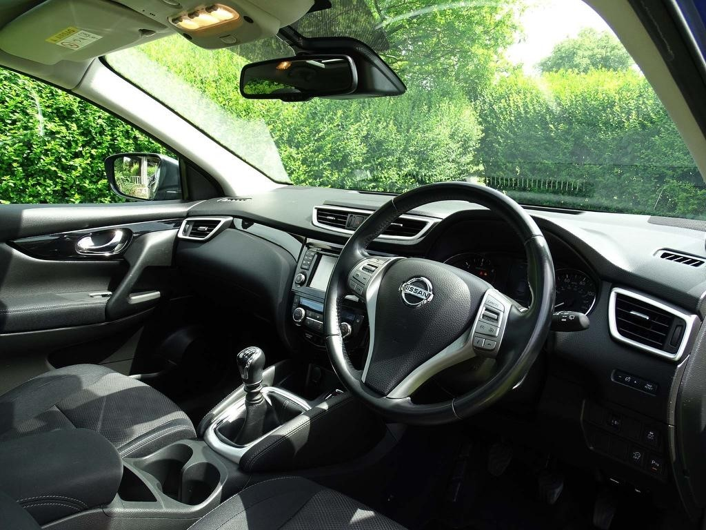 Used Nissan Qashqai For Sale Whitchurch Hampshire
