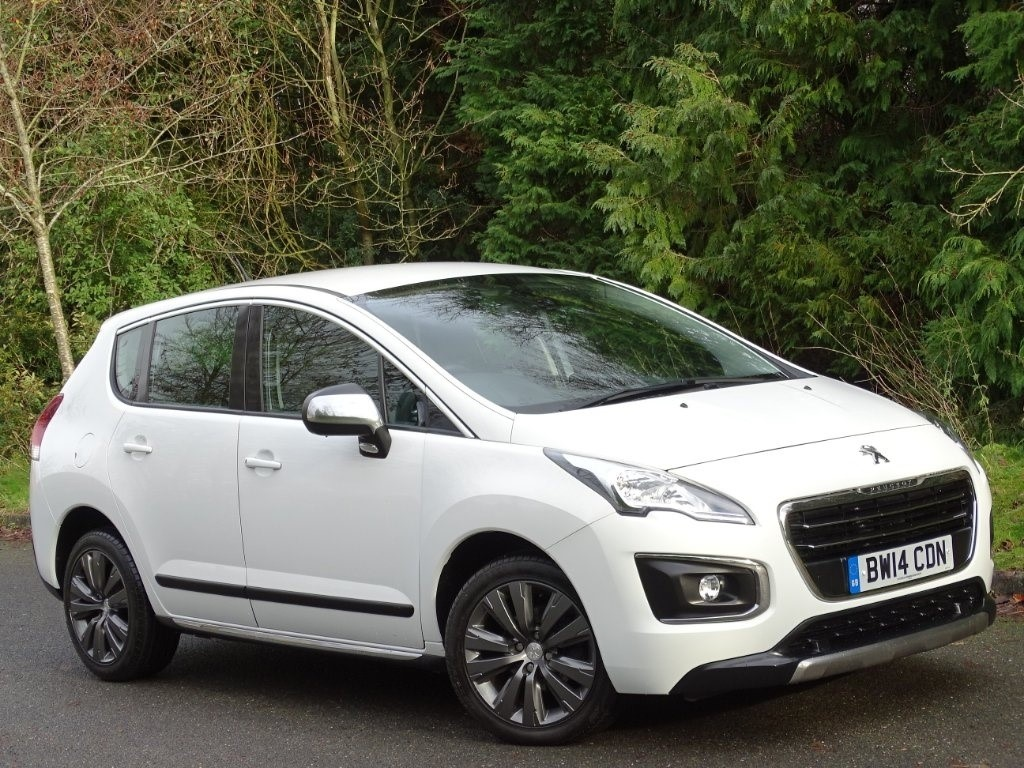 used Peugeot 3008 HDi FAP Active 5dr in in-hampshire