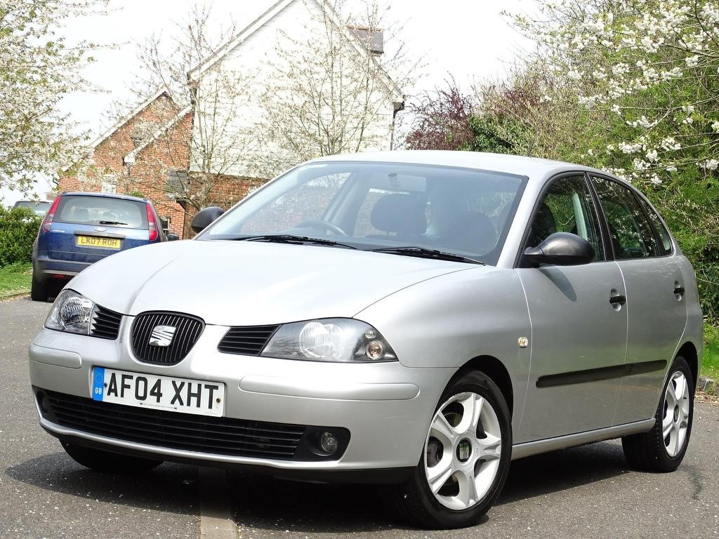 used SEAT Ibiza 12v SX 5dr in in-hampshire
