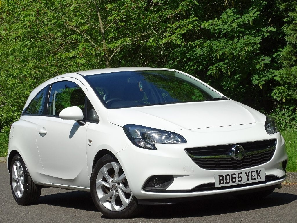 used Vauxhall Corsa 1.2 i Energy 3dr (a/c) in in-hampshire