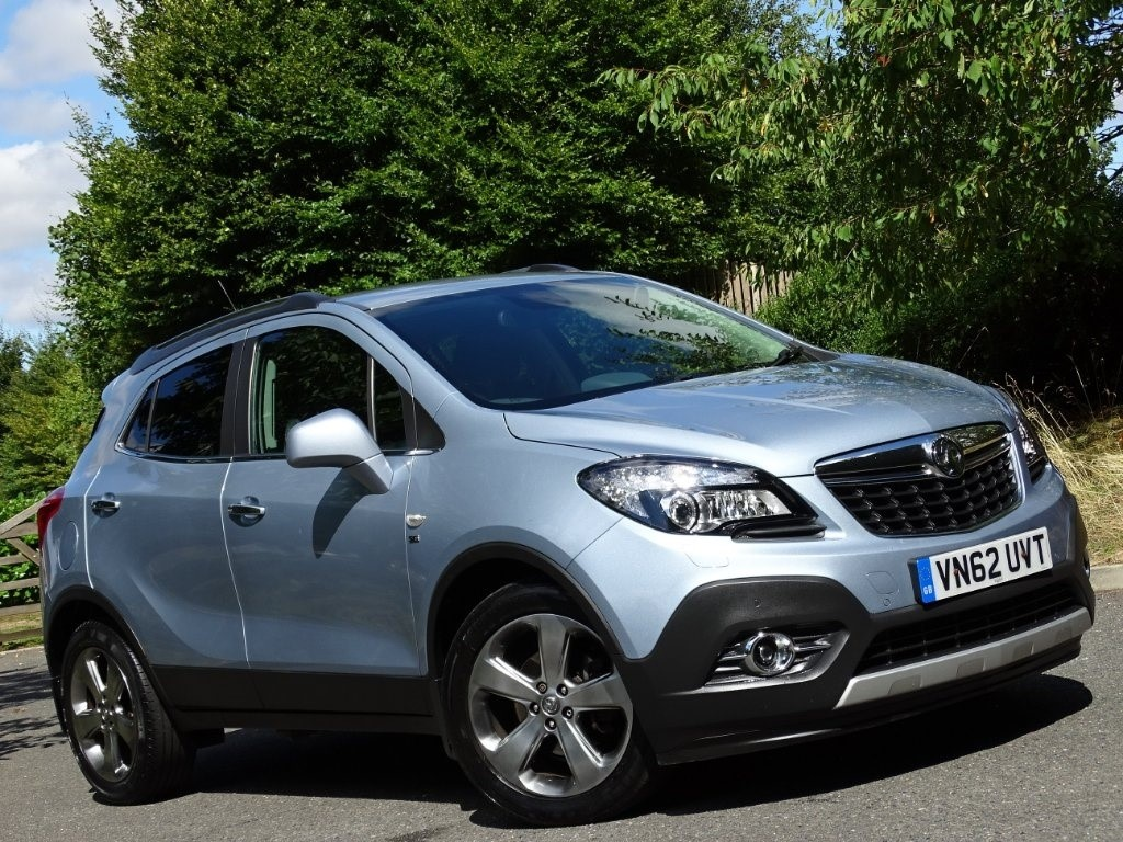 used Vauxhall Mokka CDTi ecoFLEX 16v SE FWD (s/s) 5dr in in-hampshire