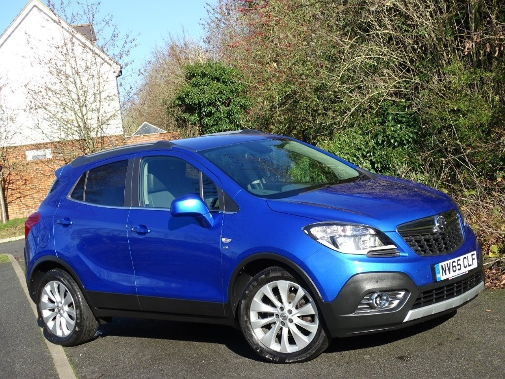 used Vauxhall Mokka i SE (s/s) 5dr in in-hampshire