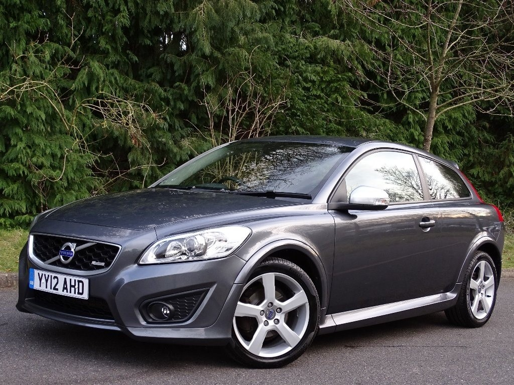 used Volvo C30 R-Design 2dr in in-hampshire