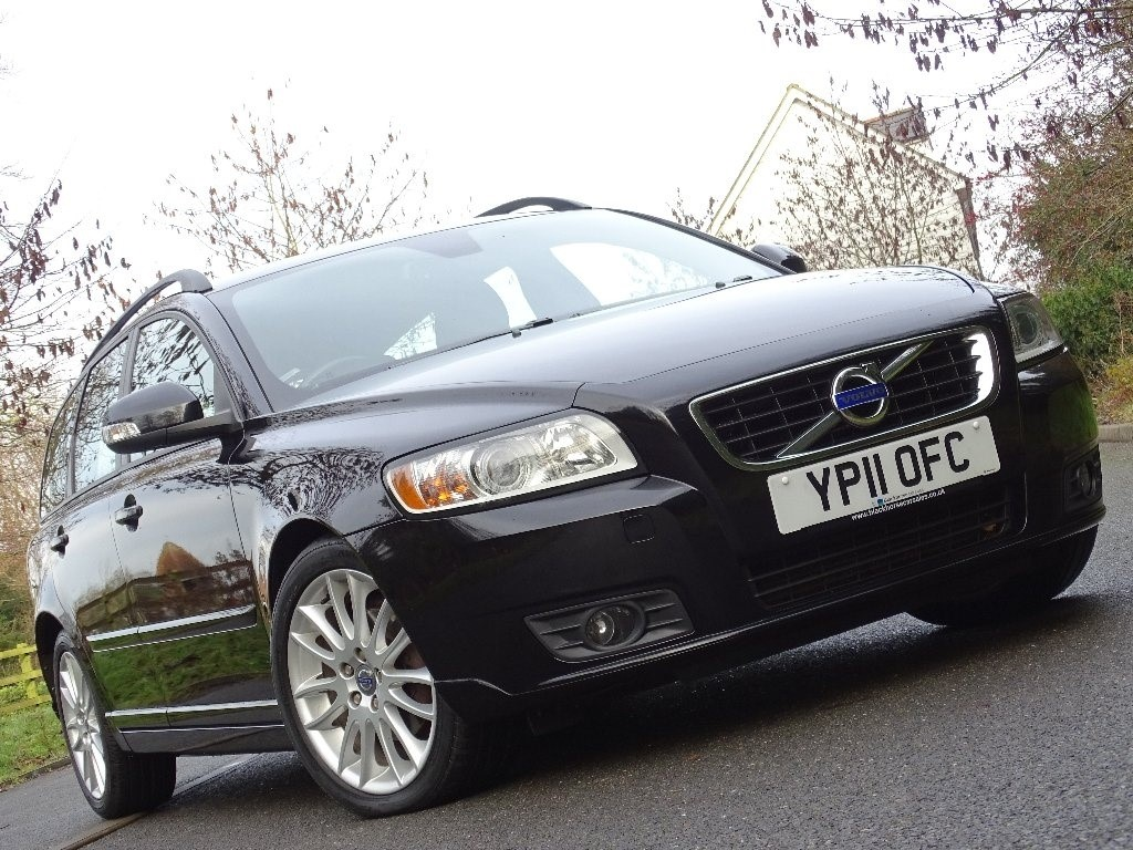 used Volvo V50 D DRIVe SE 5dr (start/stop) in in-hampshire