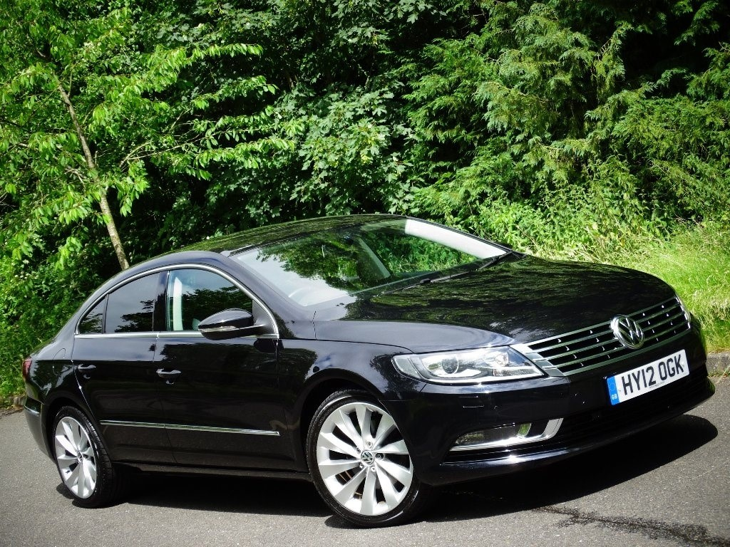 used VW CC TDI BlueMotion Tech GT 4dr in in-hampshire