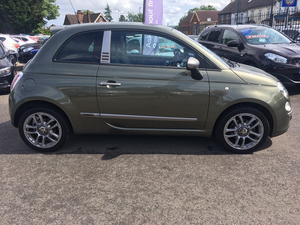 used green fiat 500 for sale kent. Black Bedroom Furniture Sets. Home Design Ideas