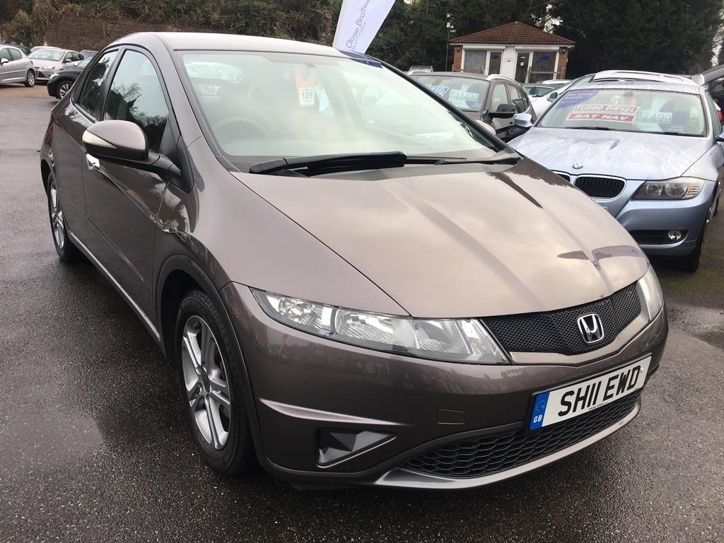 Used Brown Honda Civic For Sale Kent