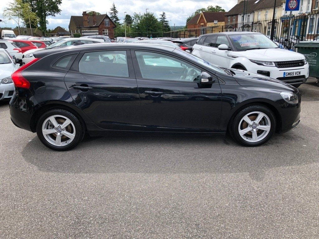 Used Black Volvo V40 for Sale | Kent