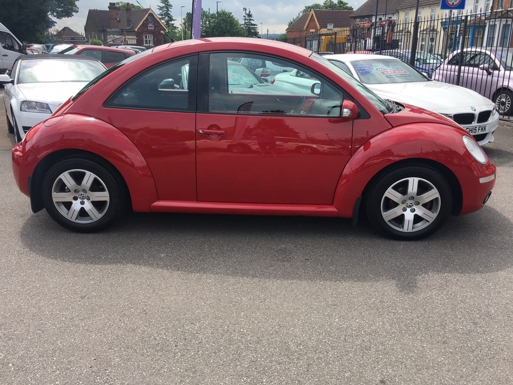 used red vw beetle for sale kent. Black Bedroom Furniture Sets. Home Design Ideas