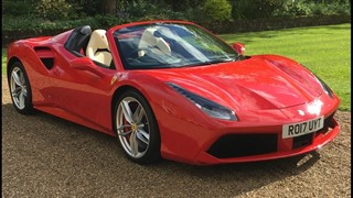 Ferrari 488 for sale