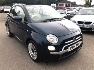 Fiat 500C for sale