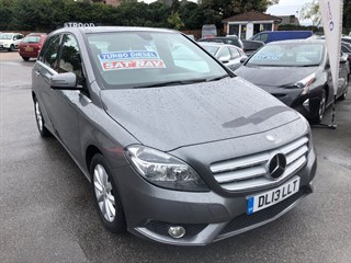 Mercedes B180 CDI for sale