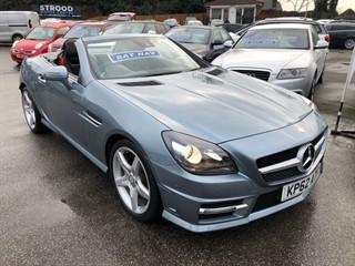Mercedes SLK350 for sale