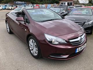 Vauxhall Cascada for sale