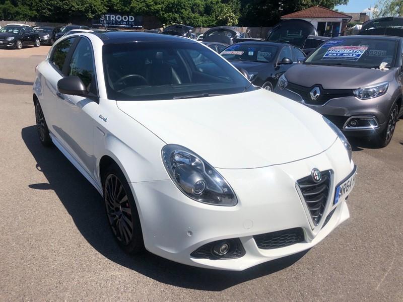 used Alfa Romeo Giulietta QV Line ALFA TCT (s/s) in rochester-kent