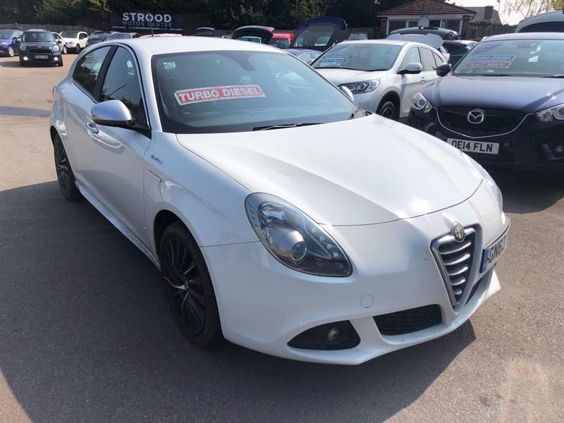 used Alfa Romeo Giulietta Sportiva in rochester-kent