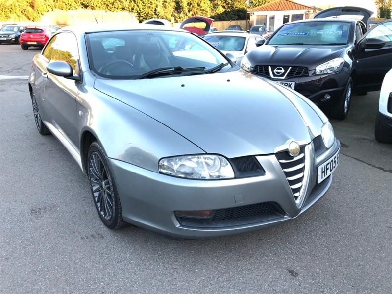 used Alfa Romeo GT JTS 2dr in rochester-kent