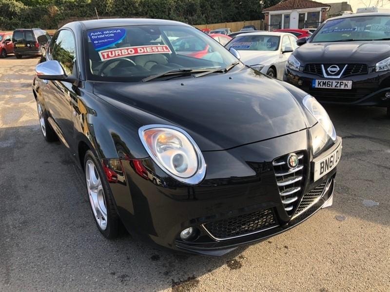 used Alfa Romeo Mito JTDM Veloce 3dr in rochester-kent