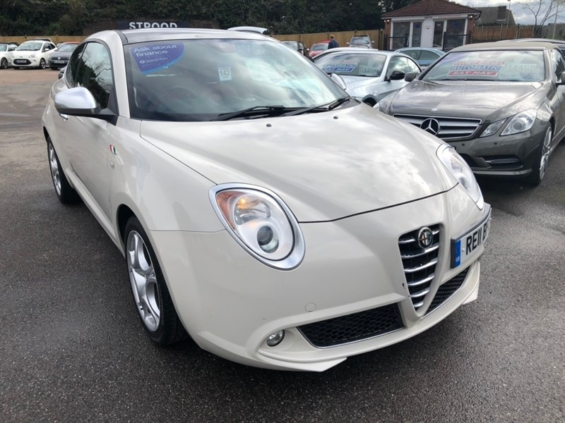 used Alfa Romeo Mito TB MultiAir Veloce 3dr in rochester-kent