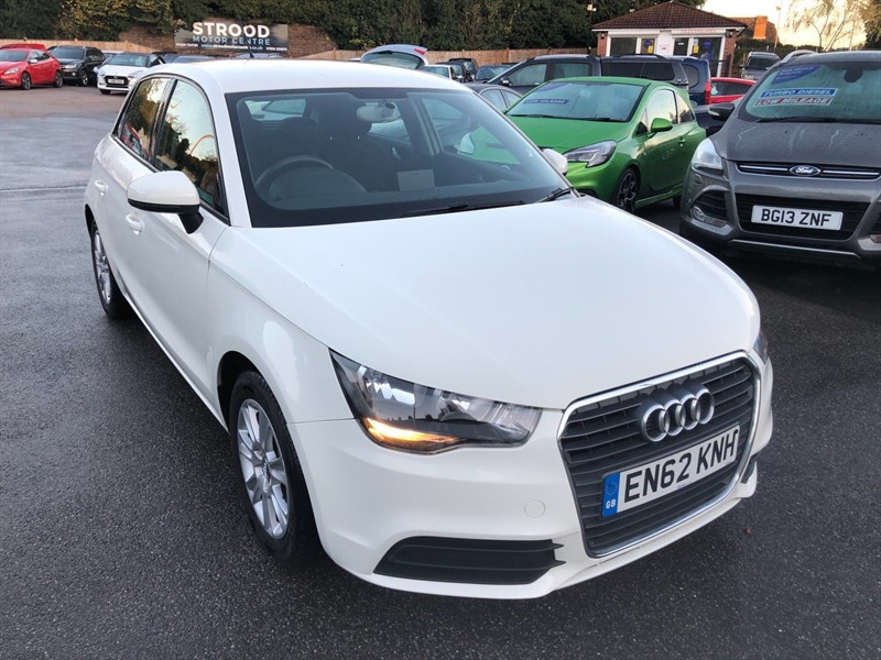 used Audi A1 SE Sportback in rochester-kent
