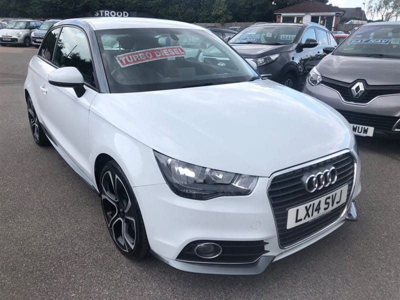 used Audi A1 Contrast Edition Plus in rochester-kent