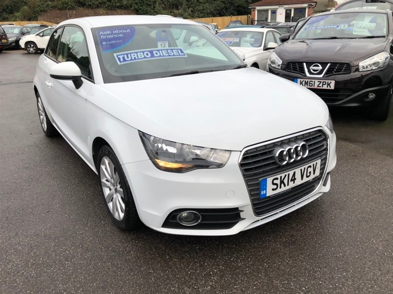 used Audi A1 TDI Sport 3dr in rochester-kent