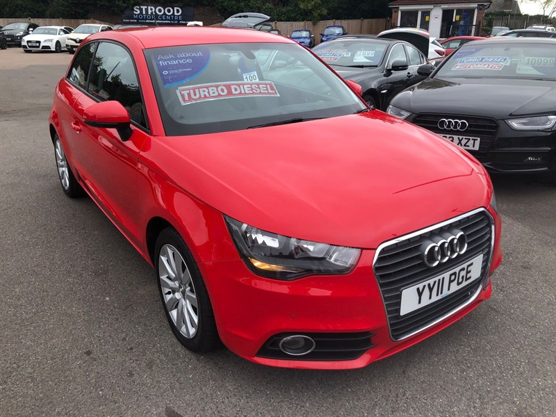 used Audi A1 Sport in rochester-kent