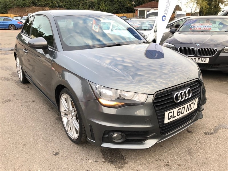 used Audi A1 TFSI S line 3dr in rochester-kent