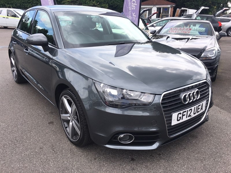 used Audi A1 TFSI Sport Sportback S Tronic 5dr in rochester-kent