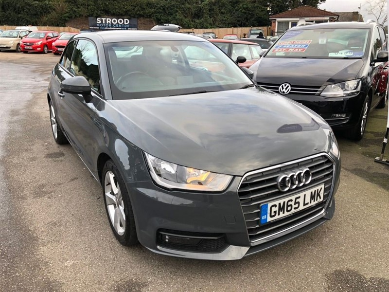 used Audi A1 TFSI Sport (s/s) 3dr in rochester-kent