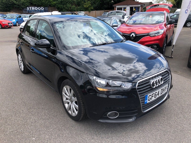 used Audi A1 TFSI Sport Sportback in rochester-kent