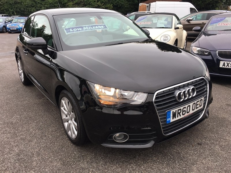 used Audi A1 TFSI Sport 3dr in rochester-kent
