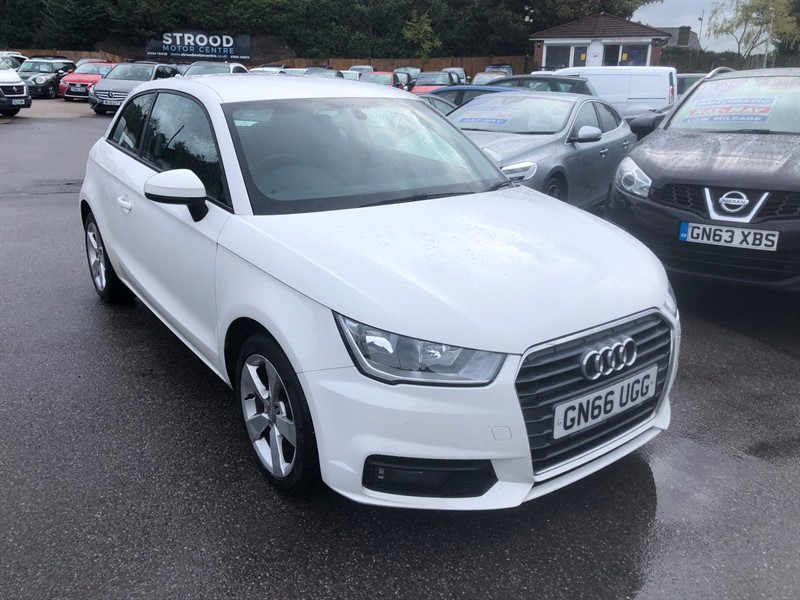 used Audi A1 TFSI Sport (s/s) in rochester-kent