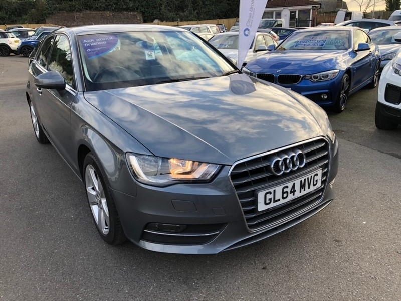 used Audi A3 TFSI Sport 3dr in rochester-kent