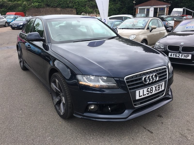 used Audi A4 TFSI SE 4dr in rochester-kent