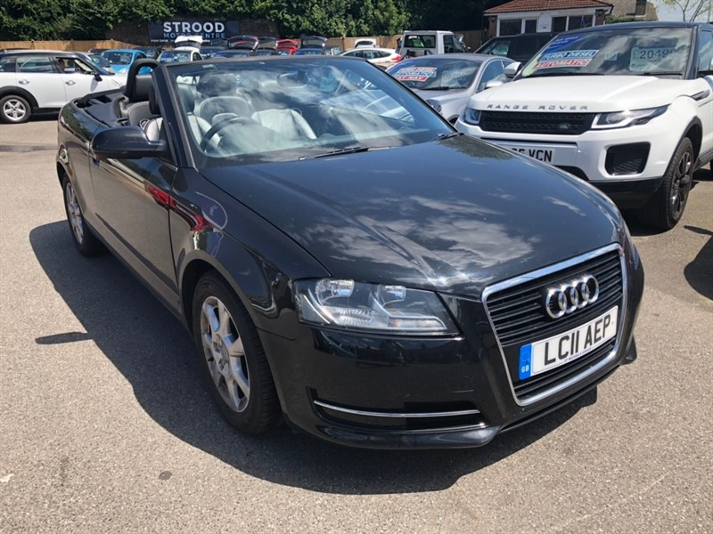 used Audi Cabriolet TDI Cabriolet 2dr in rochester-kent