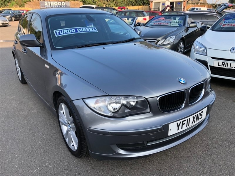 used BMW 116d 1 Series Sport 5dr in rochester-kent