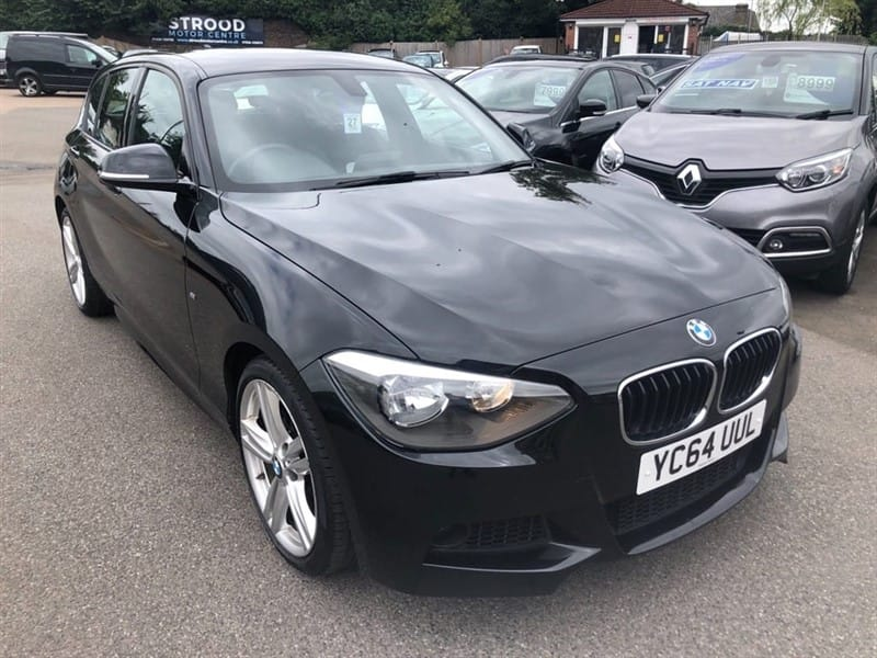 used BMW 116d M Sport Sports Hatch (s/s) in rochester-kent