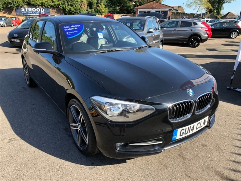 used BMW 116i 1 Series Sport Sports Hatch (s/s) 5dr in rochester-kent