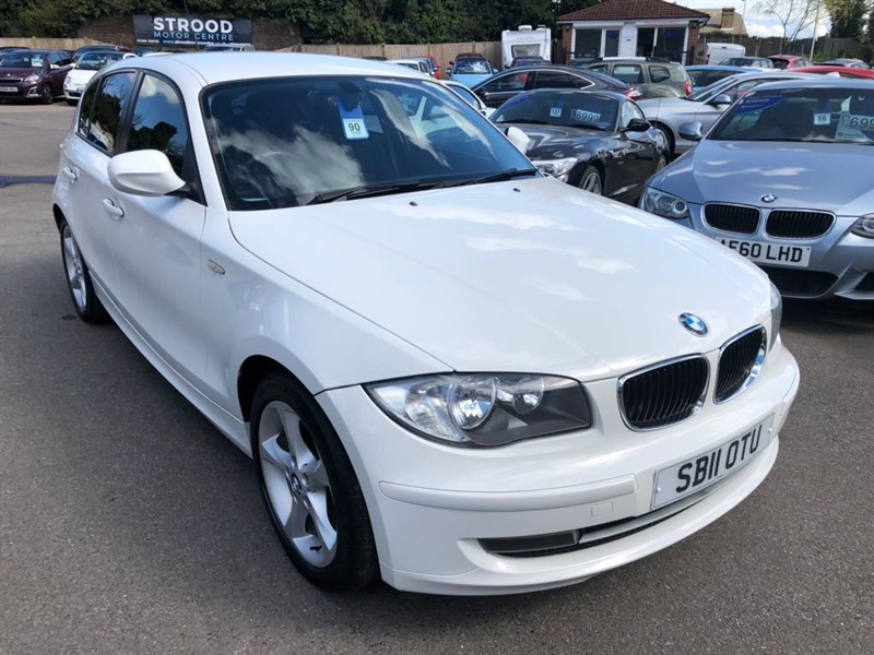 used BMW 116i Sport in rochester-kent