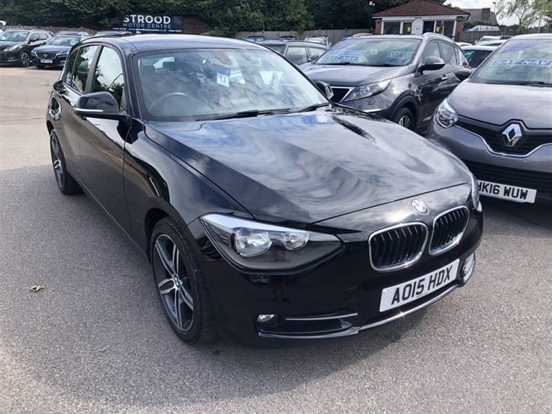 used BMW 116i Sport Sports Hatch (s/s) in rochester-kent