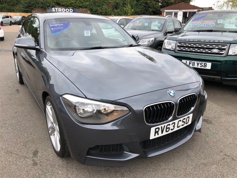 used BMW 116i 1 Series M Sport Sports Hatch (s/s) 3dr in rochester-kent
