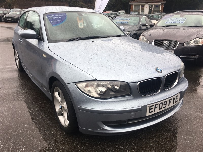 used BMW 116i 1 Series Sport 3dr in rochester-kent