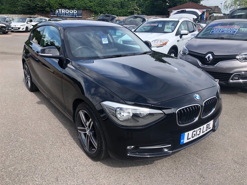 used BMW 116i Sport Sports Hatch in rochester-kent