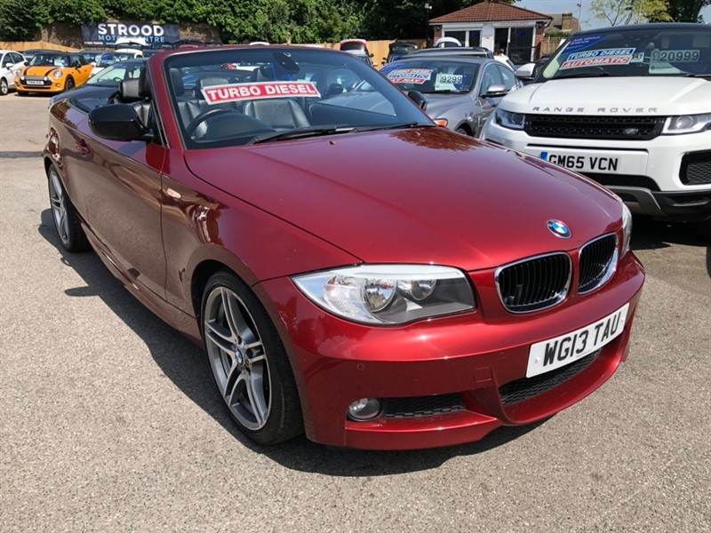 used BMW 118d 1 Series Sport Plus 2dr in rochester-kent