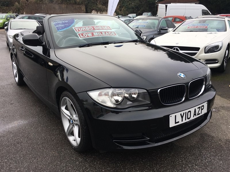 used BMW 118d 1 Series Sport 2dr in rochester-kent