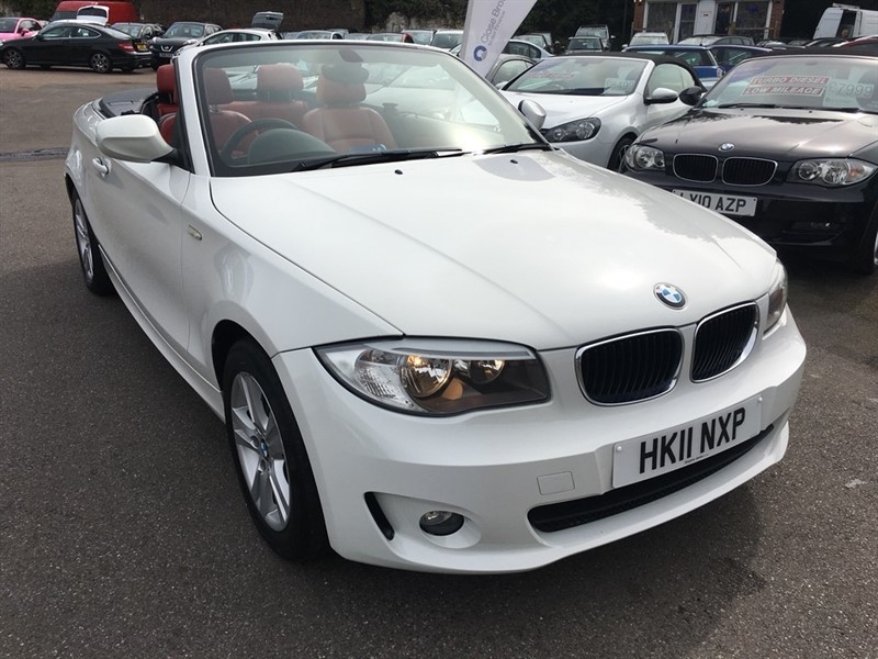 used BMW 118d 1 Series SE 2dr in rochester-kent
