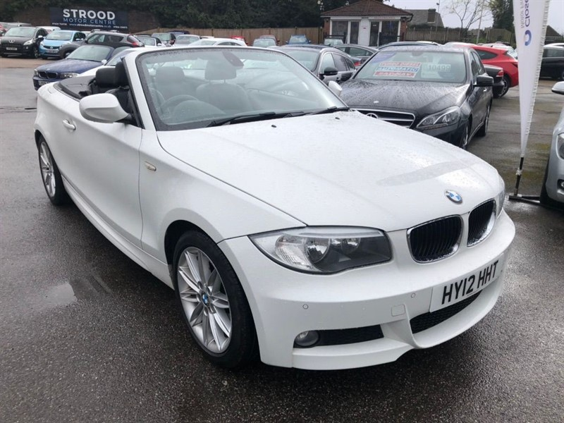used BMW 118d M Sport in rochester-kent
