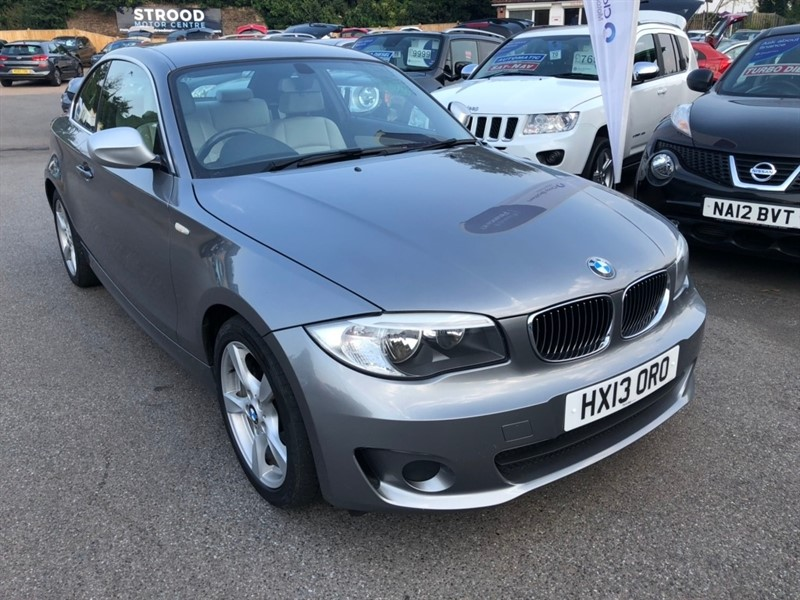 used BMW 118d 1 Series Exclusive Edition 2dr in rochester-kent